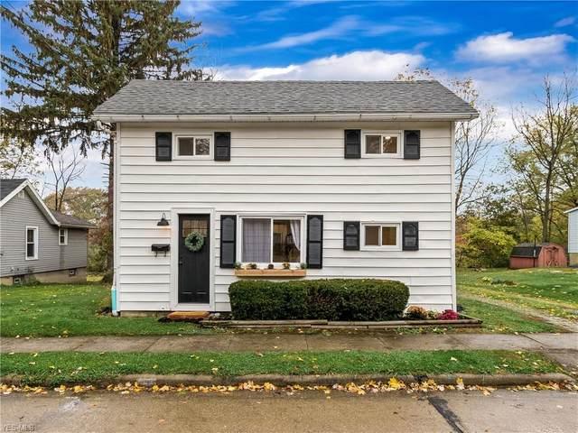 210 E Walnut Street, Wadsworth, OH 44281 (MLS #4234564) :: The Holden Agency