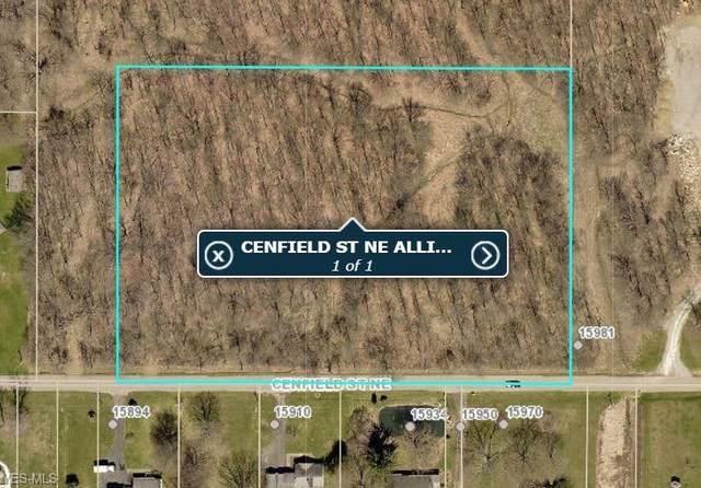 Cenfield Street NE, Alliance, OH 44601 (MLS #4234625) :: Krch Realty