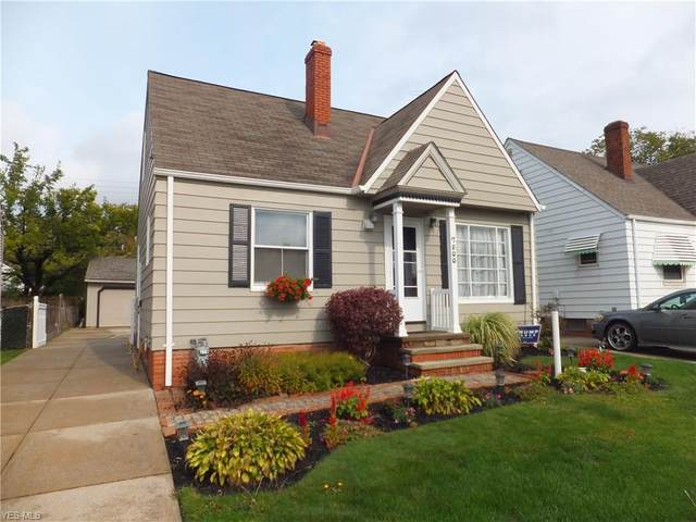 7500 Virginia Avenue, Cleveland, OH 44129 (MLS #4234627) :: Krch Realty
