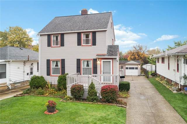 4419 Muriel Avenue, Cleveland, OH 44109 (MLS #4234653) :: The Holly Ritchie Team