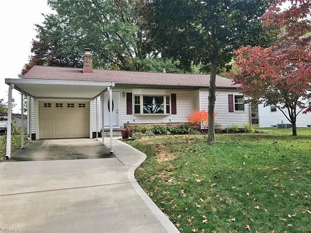 4726 Cloister Avenue NW, Canton, OH 44709 (MLS #4234713) :: RE/MAX Trends Realty