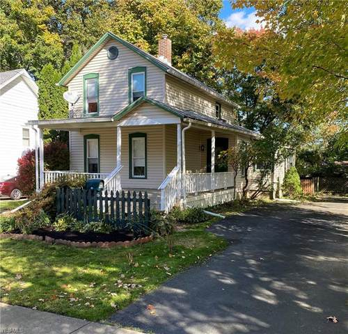 130 Oakwood Street, Ravenna, OH 44266 (MLS #4234732) :: The Holly Ritchie Team