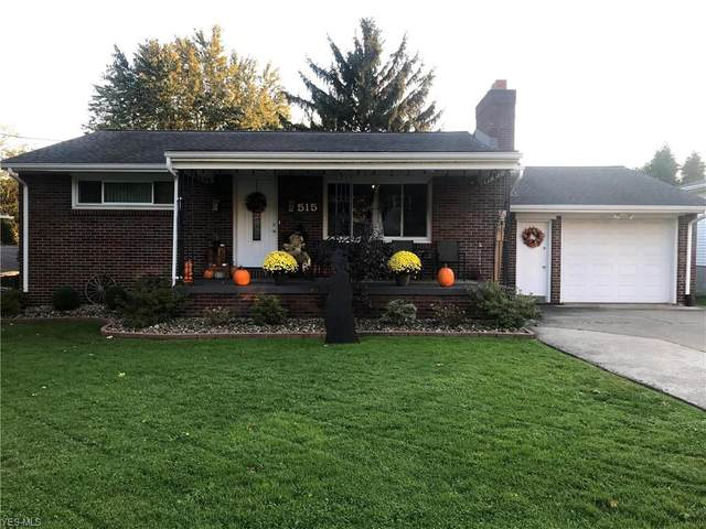 515 W Wood Street, Lowellville, OH 44436 (MLS #4234757) :: The Art of Real Estate