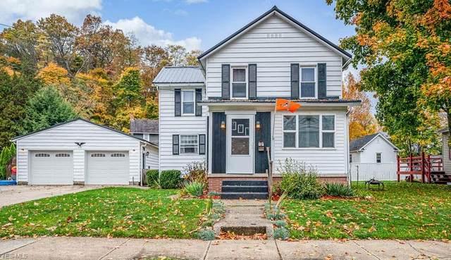 418 East Street, Minerva, OH 44657 (MLS #4234800) :: The Art of Real Estate