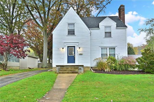 817 Lincoln Avenue, Niles, OH 44446 (MLS #4234804) :: Krch Realty