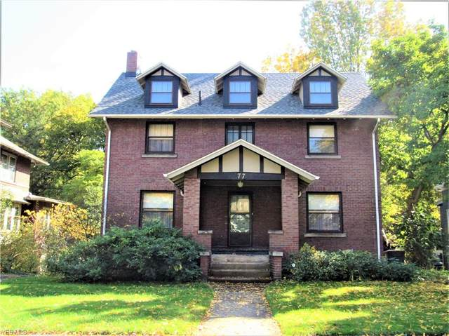 77 Rhodes Avenue, Akron, OH 44302 (MLS #4234820) :: Keller Williams Chervenic Realty