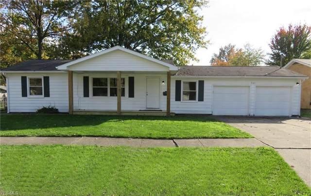 537 Purdue Avenue, Elyria, OH 44035 (MLS #4234858) :: RE/MAX Edge Realty