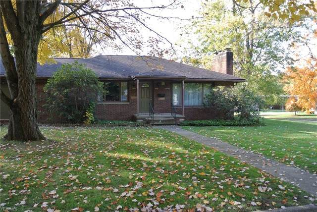 488 Strader Road, Akron, OH 44305 (MLS #4234859) :: Select Properties Realty