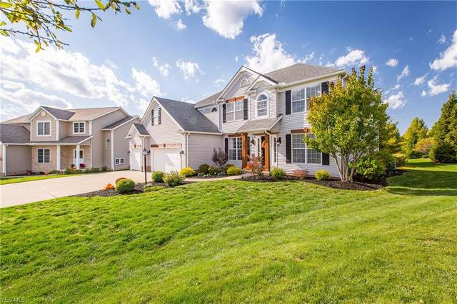 7291 Bentham Circle NW, North Canton, OH 44720 (MLS #4234883) :: RE/MAX Trends Realty