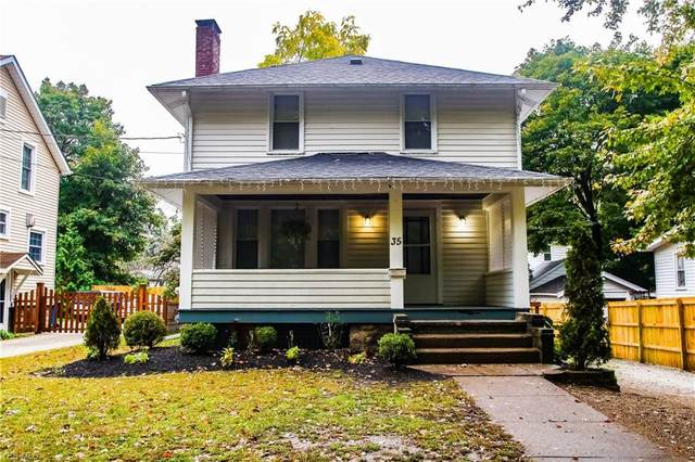 35 Newell Street, Painesville, OH 44077 (MLS #4234895) :: RE/MAX Edge Realty