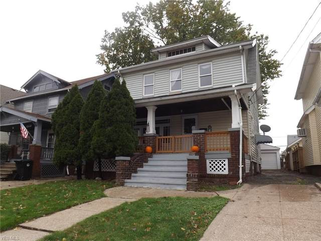 10905 Governor Avenue, Cleveland, OH 44111 (MLS #4234917) :: RE/MAX Edge Realty