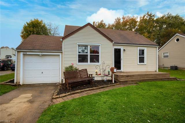 223 Fairlawn Avenue SW, Massillon, OH 44646 (MLS #4234964) :: RE/MAX Trends Realty