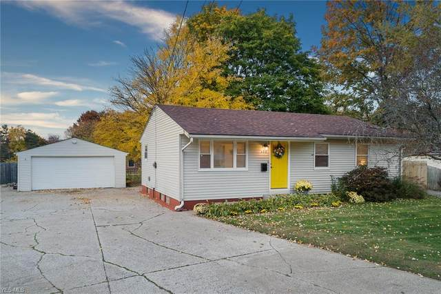 323 Crestview Drive, Munroe Falls, OH 44262 (MLS #4235074) :: RE/MAX Trends Realty