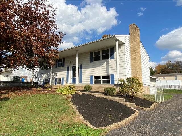 708 Meadowridge Avenue NW, Canton, OH 44708 (MLS #4235096) :: Tammy Grogan and Associates at Cutler Real Estate