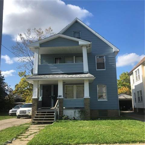 3594 E 113th Street, Cleveland, OH 44105 (MLS #4235112) :: Krch Realty