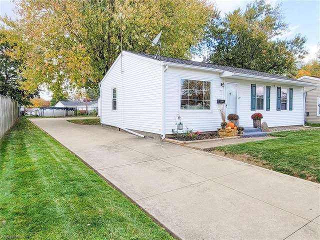 3831 Roosevelt Avenue NE, Canton, OH 44705 (MLS #4235113) :: Tammy Grogan and Associates at Cutler Real Estate