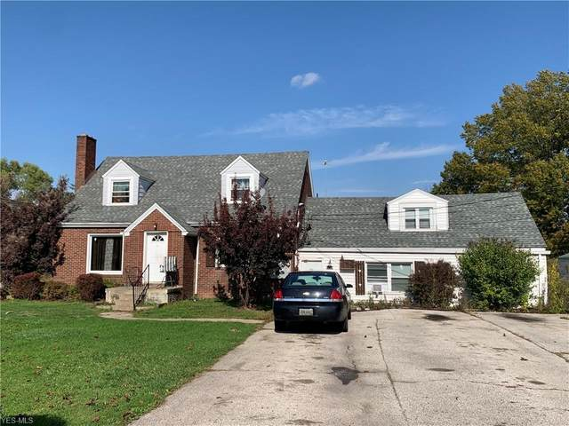 1320 W Montrose Street, Youngstown, OH 44505 (MLS #4235120) :: RE/MAX Edge Realty