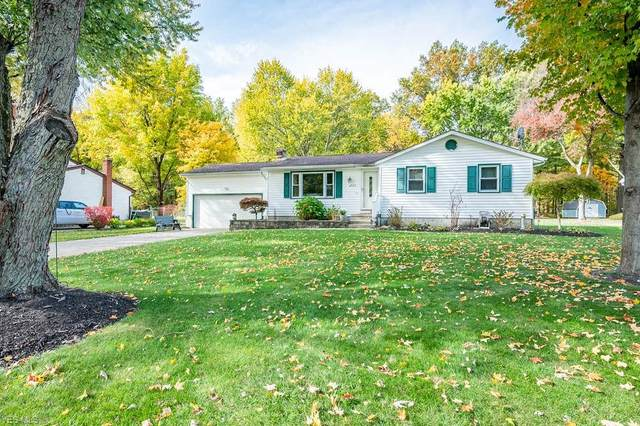4323 Timberbrook Drive, Canfield, OH 44406 (MLS #4235122) :: The Holden Agency