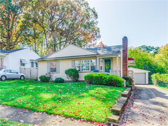 426 Taylor Avenue, Cuyahoga Falls, OH 44221 (MLS #4235132) :: RE/MAX Trends Realty