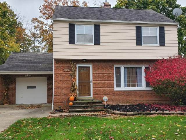 4880 Oakland Drive, Lyndhurst, OH 44124 (MLS #4235136) :: RE/MAX Edge Realty