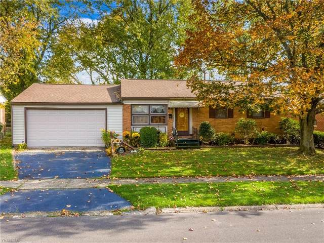 3824 Ennis Circle NE, Canton, OH 44705 (MLS #4235141) :: Tammy Grogan and Associates at Cutler Real Estate