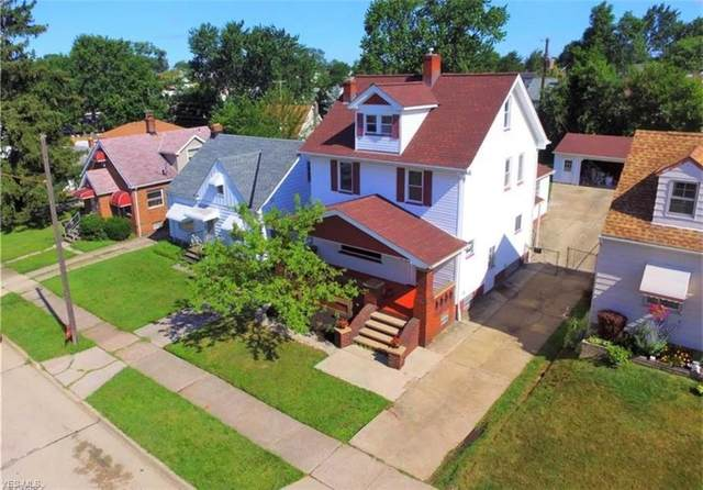 4102 Lincoln Avenue, Parma, OH 44134 (MLS #4235153) :: Select Properties Realty