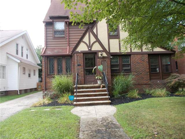 144 E 214 Street, Euclid, OH 44123 (MLS #4235164) :: Select Properties Realty