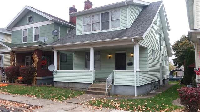 822 Rosswell Avenue, Steubenville, OH 43952 (MLS #4235283) :: Krch Realty