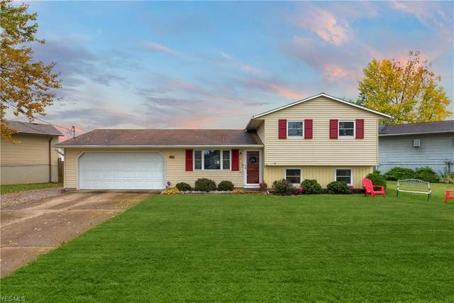 4821 Hiawatha Drive, Vermilion, OH 44089 (MLS #4235285) :: The Holden Agency