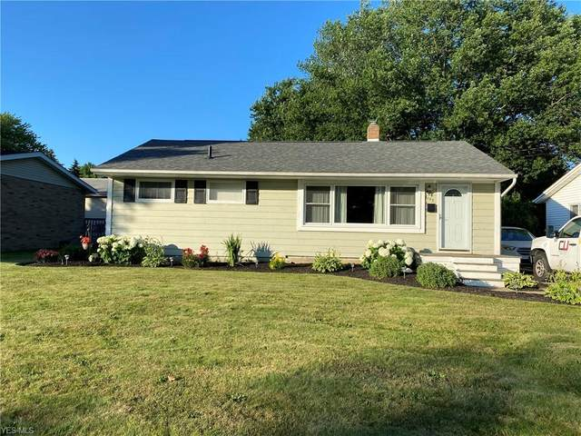 1139 Valley Drive, North Canton, OH 44720 (MLS #4235291) :: The Holly Ritchie Team