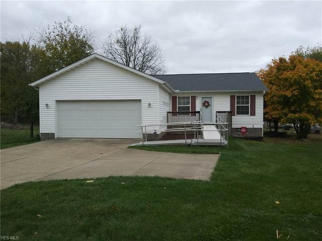 1423 Walnut Road SE, Massillon, OH 44646 (MLS #4235299) :: The Holden Agency
