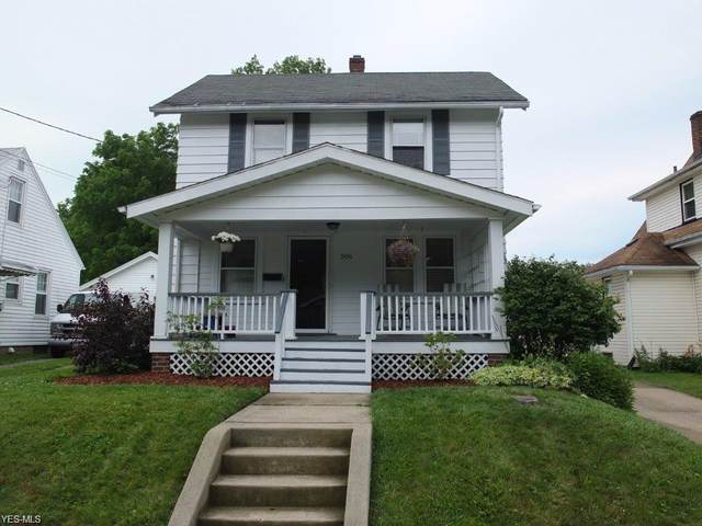 206 Pershing Avenue NE, North Canton, OH 44720 (MLS #4235324) :: Krch Realty