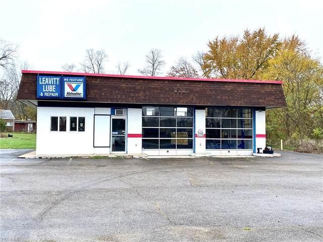 4024 Parkman Road NW, Warren, OH 44481 (MLS #4235361) :: RE/MAX Edge Realty