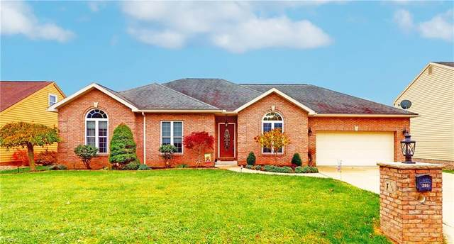 205 Dover Drive, Mineral Wells, WV 26150 (MLS #4235386) :: The Holly Ritchie Team