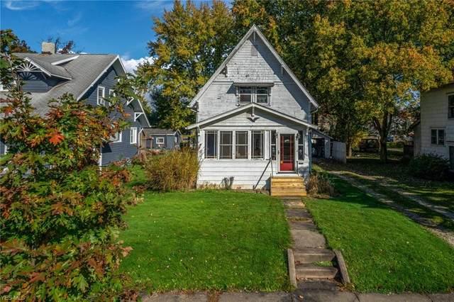 486 W Maryland Avenue, Sebring, OH 44672 (MLS #4235433) :: Select Properties Realty