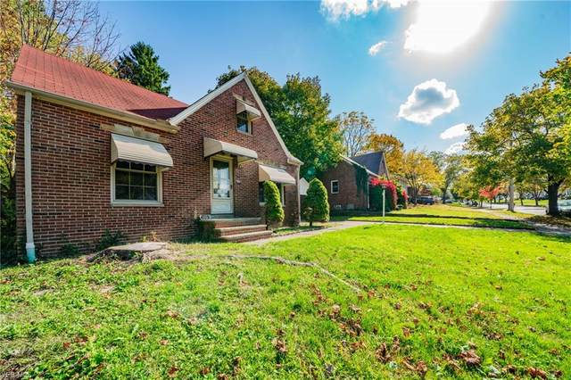 4193 Ridgeview Road, Cleveland, OH 44144 (MLS #4235436) :: Select Properties Realty