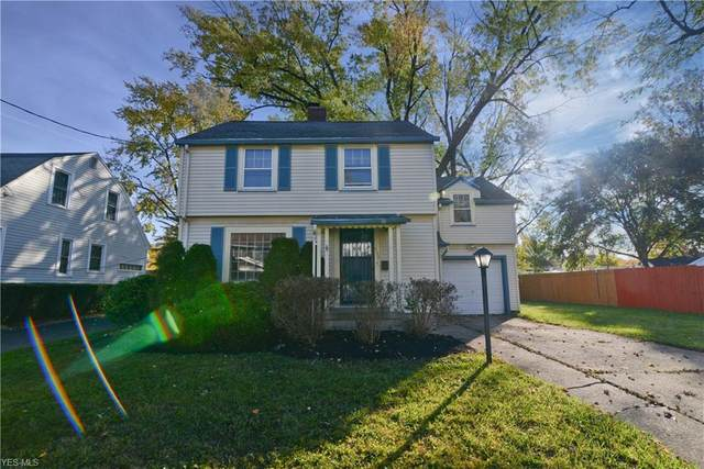 539 Adelaide Avenue SE, Warren, OH 44483 (MLS #4235447) :: Keller Williams Chervenic Realty