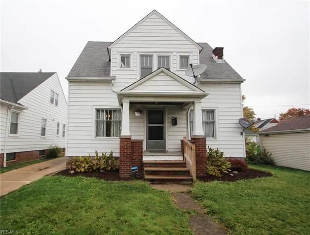 10905 Vernon Avenue, Garfield Heights, OH 44125 (MLS #4235448) :: Select Properties Realty