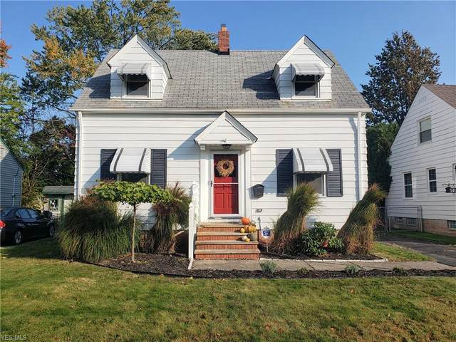 5115 Case Avenue, Lyndhurst, OH 44124 (MLS #4235488) :: RE/MAX Edge Realty