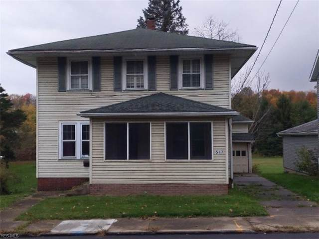 517 W Lincolnway, Minerva, OH 44657 (MLS #4235520) :: The Art of Real Estate