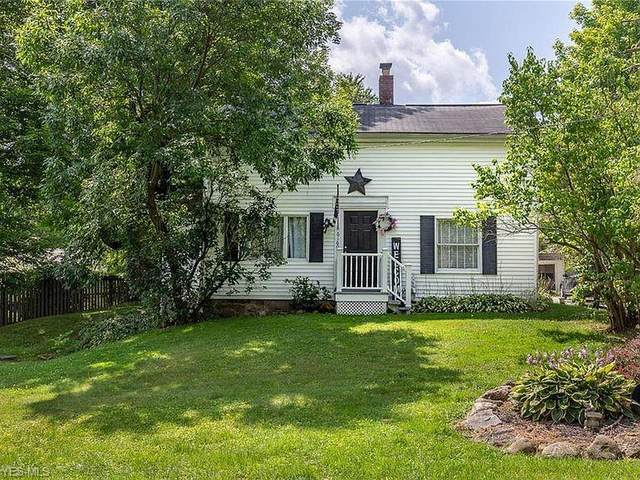 6160 Allyn Road, Hiram, OH 44234 (MLS #4235535) :: The Art of Real Estate