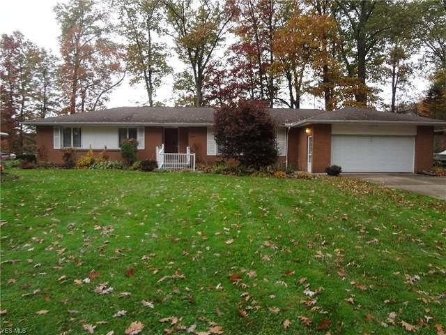 3215 Hoffman Circle, Warren, OH 44483 (MLS #4235557) :: RE/MAX Trends Realty