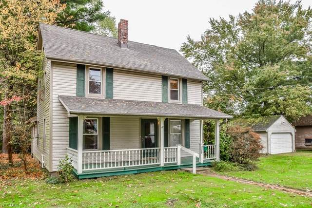 3724 Frazer Avenue NW, Canton, OH 44709 (MLS #4235568) :: Select Properties Realty
