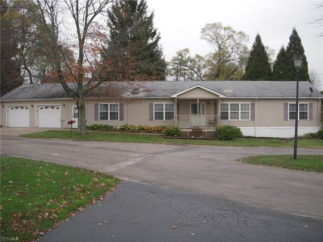 8701 Mayfield #110, Chesterland, OH 44026 (MLS #4235592) :: The Holden Agency