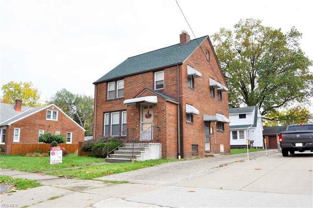 3809-3811 Burger Avenue, Cleveland, OH 44109 (MLS #4235598) :: Select Properties Realty