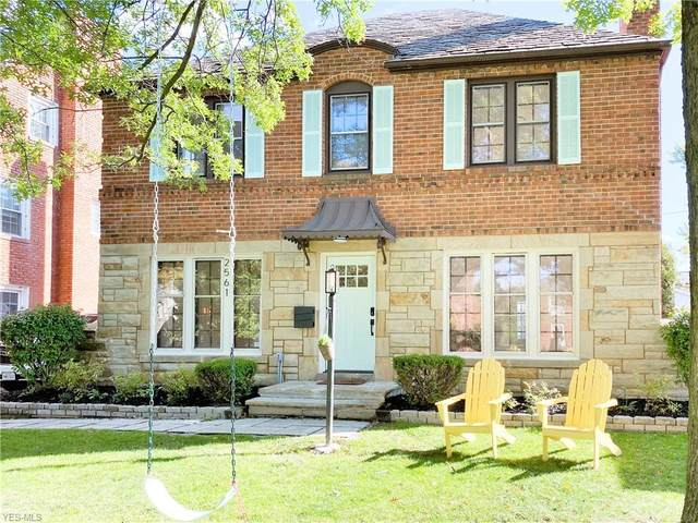 2561 Charney Road, University Heights, OH 44118 (MLS #4235613) :: The Art of Real Estate