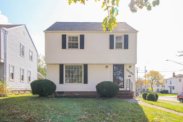 16102 Stockbridge Avenue, Cleveland, OH 44128 (MLS #4235617) :: Select Properties Realty