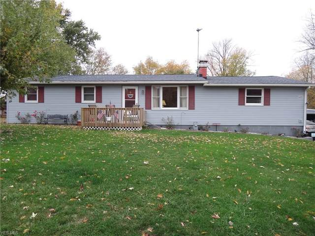 16851 Canton Avenue, East Liverpool, OH 43920 (MLS #4235626) :: The Holden Agency