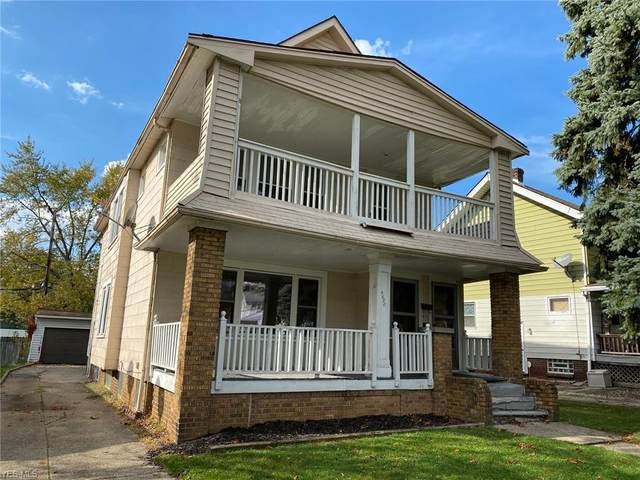 4650 Burleigh Road, Garfield Heights, OH 44125 (MLS #4235629) :: Select Properties Realty