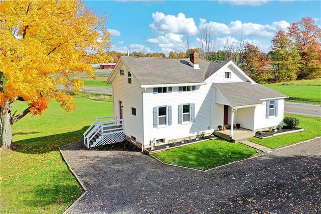 9088 Youngstown Salem Road, Canfield, OH 44406 (MLS #4235673) :: Select Properties Realty